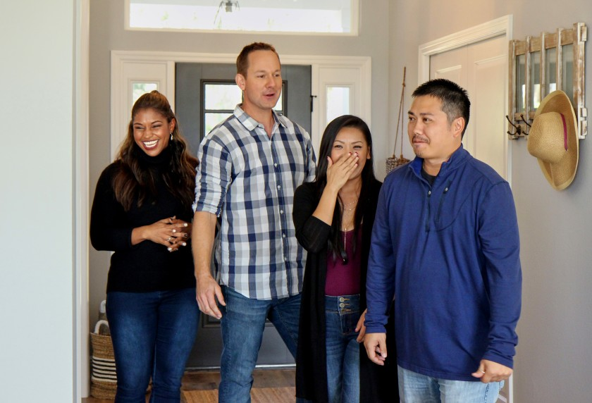 Beat-the-clock builds featured on HGTV's '100 Day Dream Home' 2