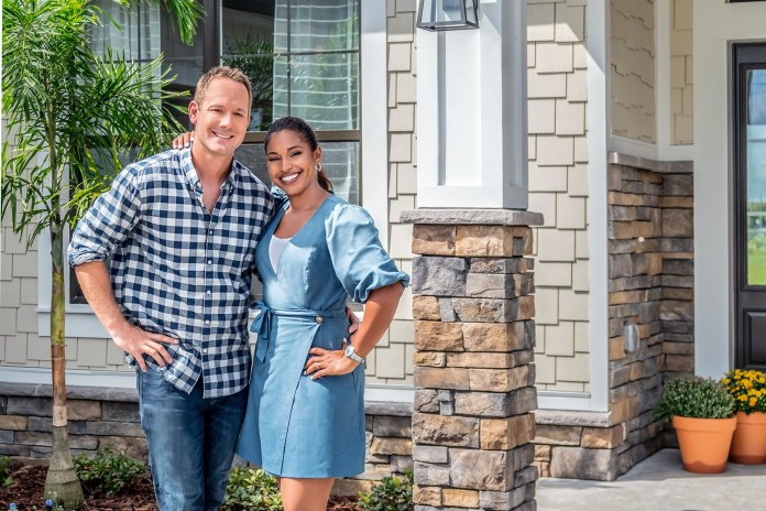 Local Couple Ready For Season Two On Their Hit HGTV Show